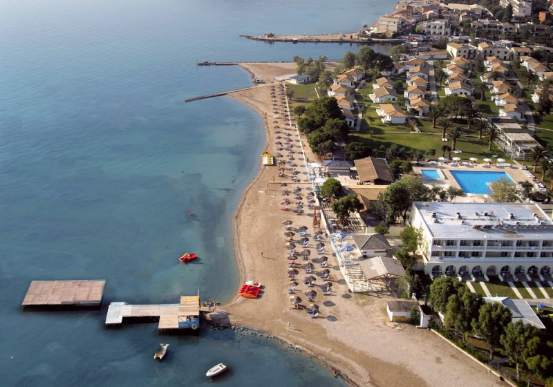 Hotel Messonghi Beach -