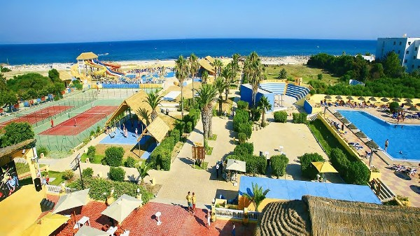 Hotel Caribbean World Hammamet Beach - 0