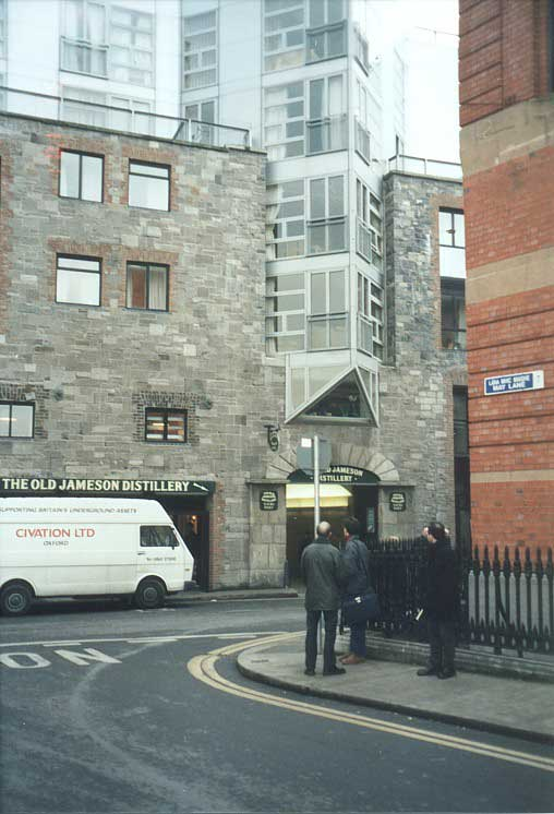The Old Jameson Distillery - 8