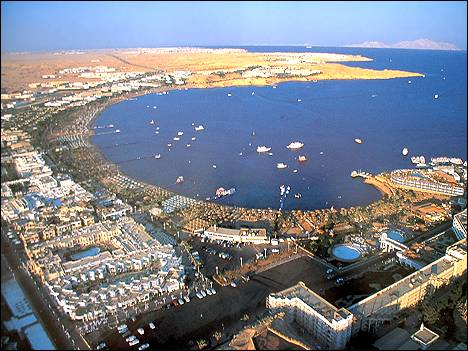 Sharm El Sheikh, Egypt - 1