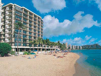 Hotel Outrigger Reef On The Beach - 1