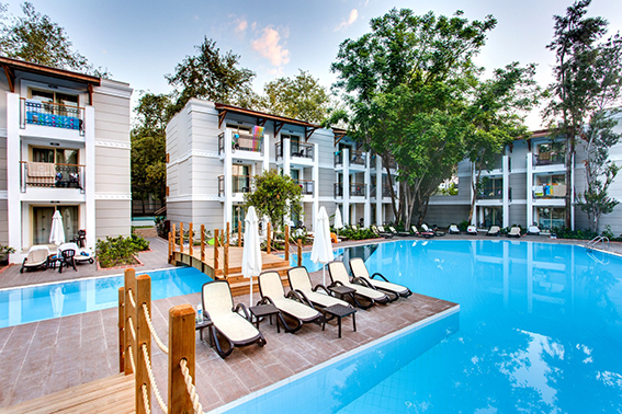 Hotel Sherwood Exclusive Kemer - 7