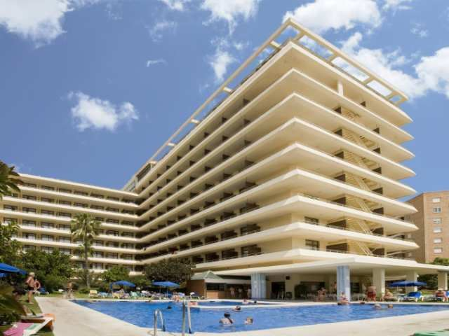 Gran Hotel Blue Sea Cervantes#Gran Hotel Blue Sea Cervantes - 1