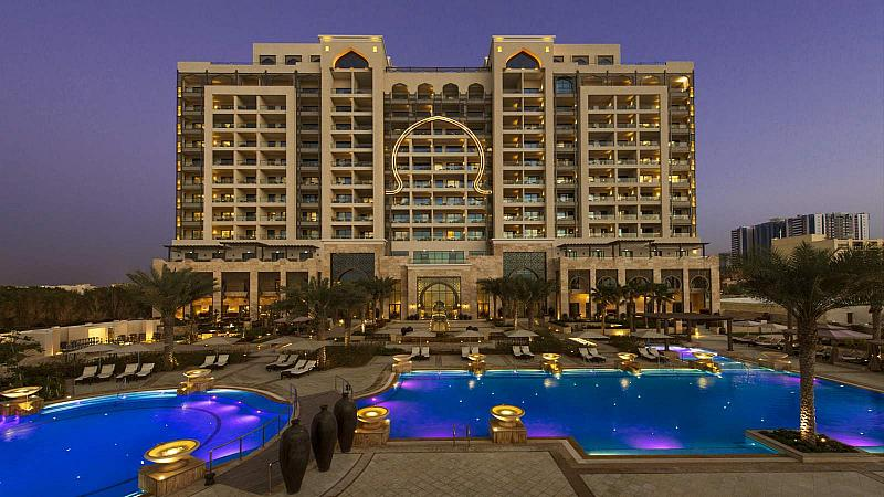 Ajman Saray Luxury Collection - Hotel - 1
