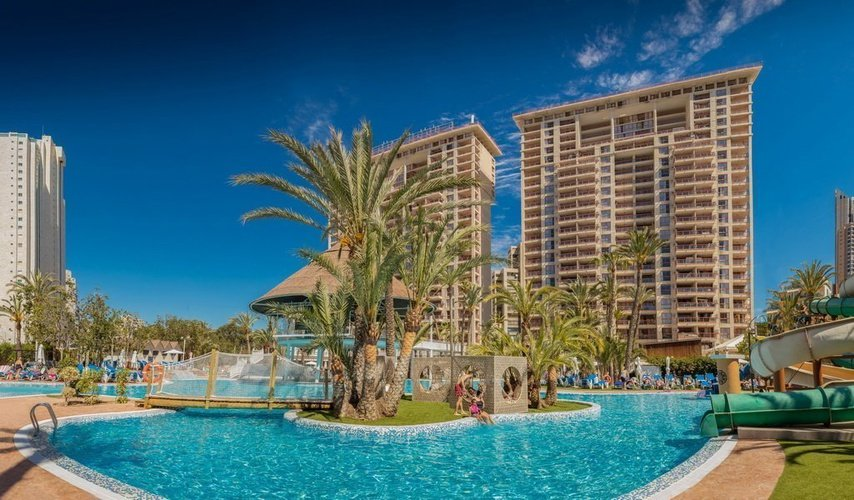 Španielsko, Costa Blanca: Magic Tropical Splash 3* z Viedne - Pláž - 1