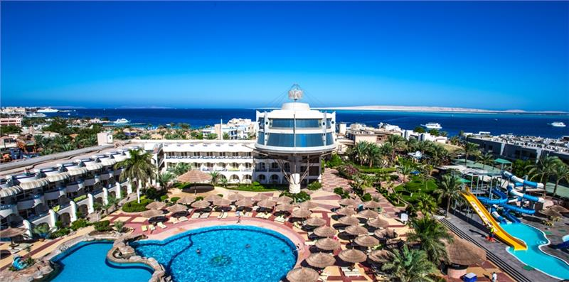 Hotel Seagull Beach Resort Hurghada - 1