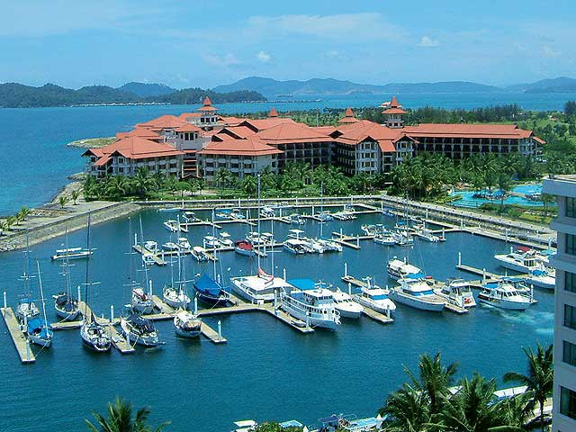 Hotel Sutera Harbour Resort